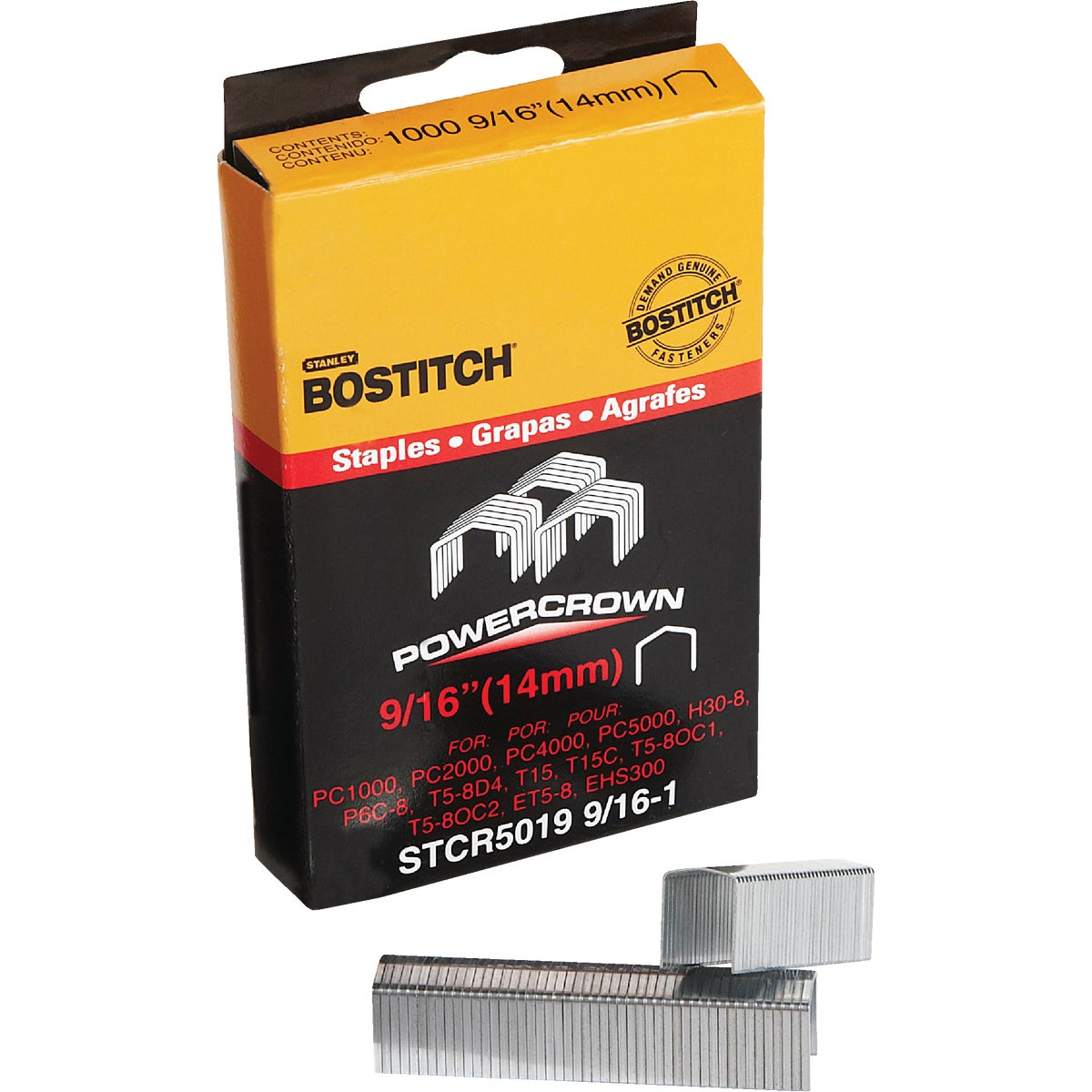 "9/16"" STAPLE - STCR50199/16-1 by Stanley Bostitch"