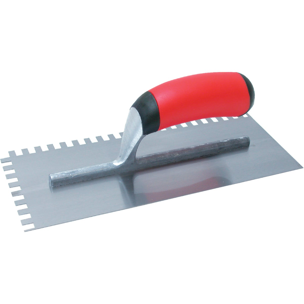 "NT672 1/4"" NOTCH TROWEL - 15672 by Marshalltown Trowel"