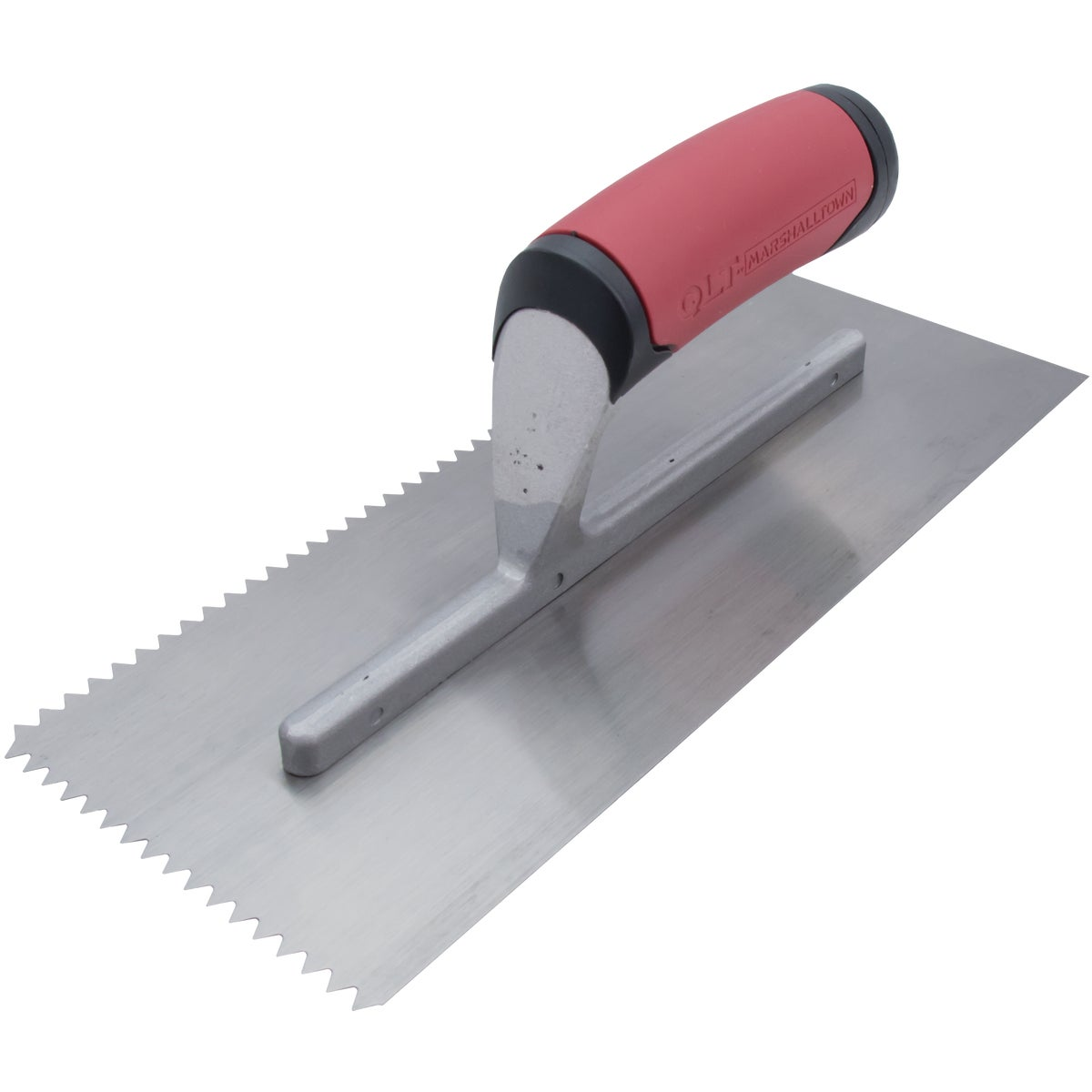 "NT676 1/4"" NOTCH TROWEL - 15676 by Marshalltown Trowel"