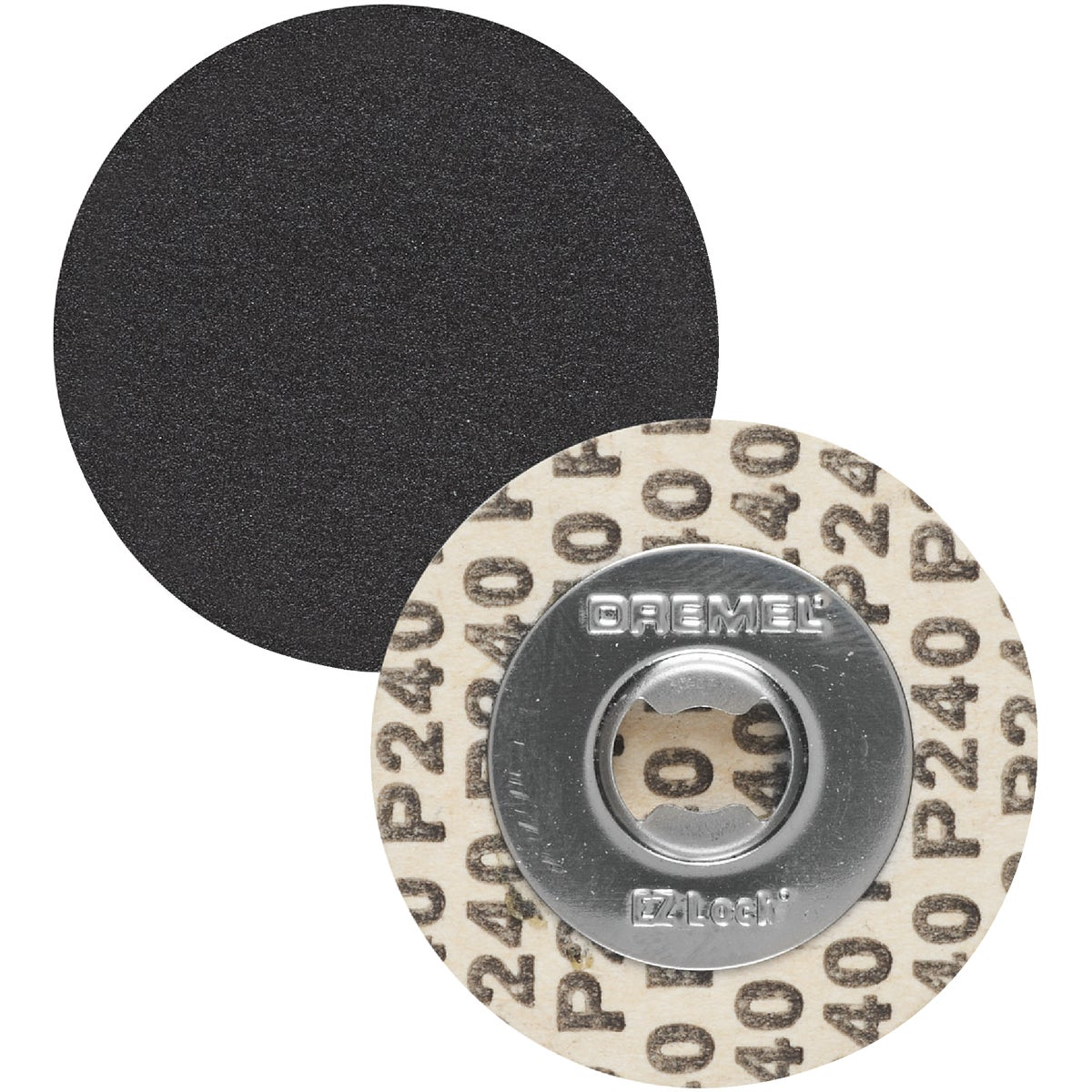 240 GRIT EZ LOCK DISC - EZ413SA by Dremel Mfg Co