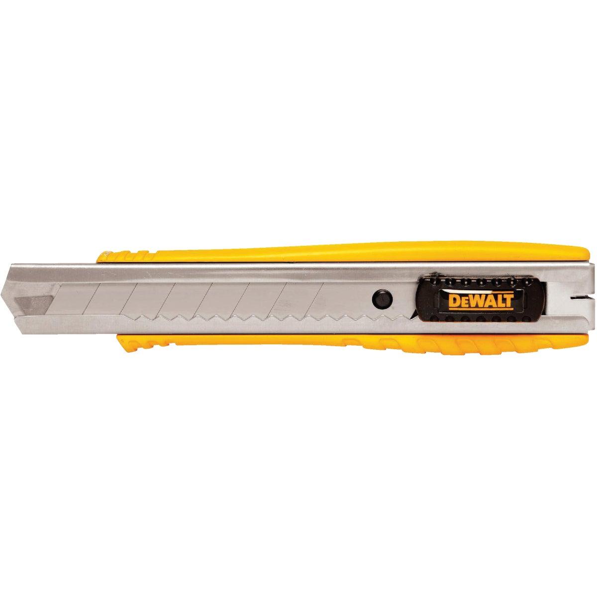 DEWALT 18MM SNAP KNIFE - DWHT10038 by Stanley Tools