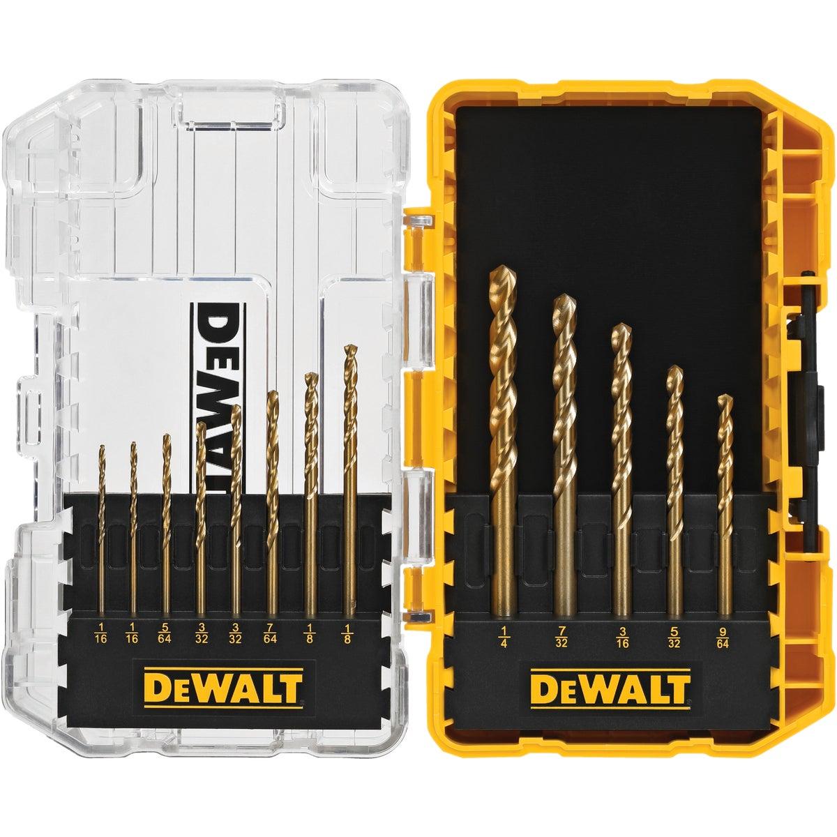 13PC DRILL BIT SET - DW1363 by DeWalt