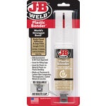JB Weld Plastic Bonder Epoxy