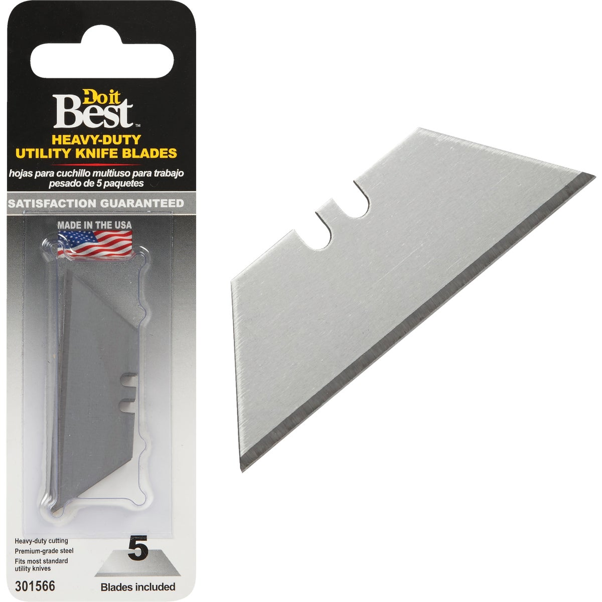 5CD HEAVY DUTY BLADES