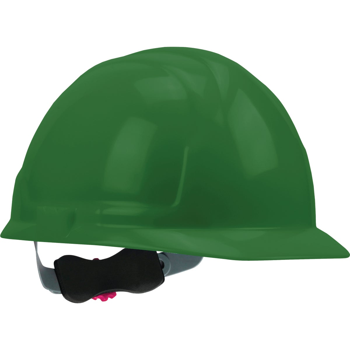 RATCHET GREEN HARD HAT