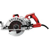 SKILSAW 7-1/4 In. Lightweight Magnesium Worm Drive Circular Saw, SPT77WML-22