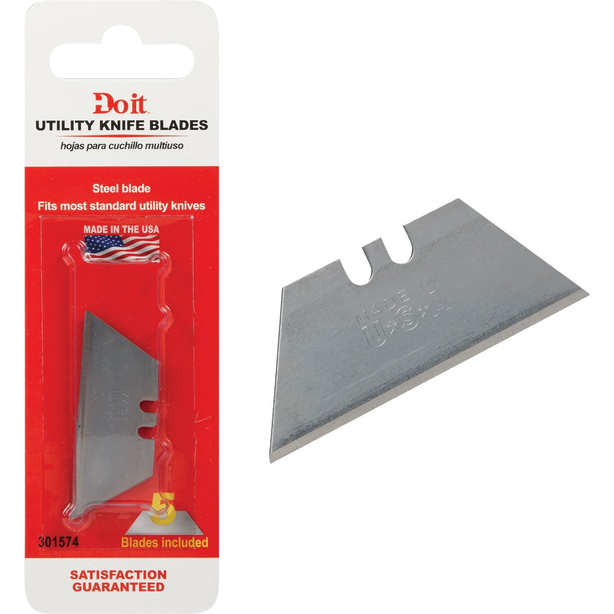 5CD KNIFE BLADES - 301574 by Do it Best