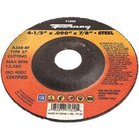 Forney Type 27 Cut-Off Wheel, 71800