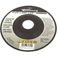 Forney Type 27 Cut-Off Wheel, 71814