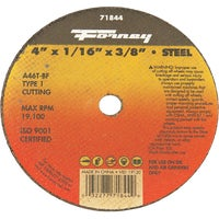 Forney Type 1 Cut-Off Wheel, 71844