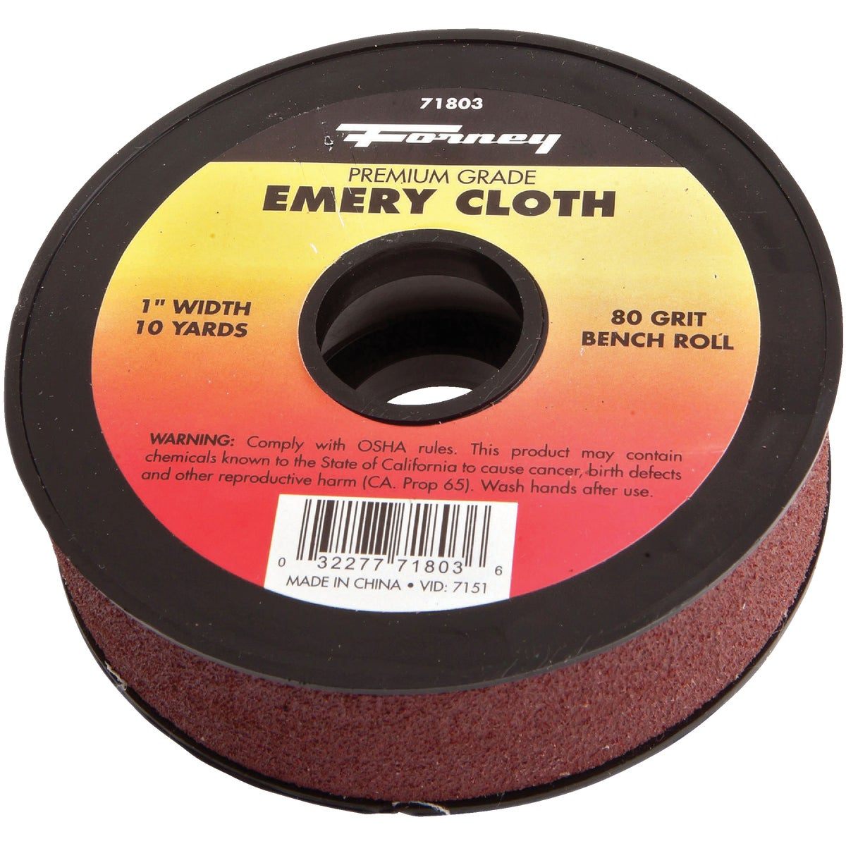 80G EMERY CLOTH