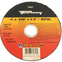 Forney Type 1 Cut-Off Wheel, 71857