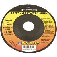Forney Type 27 Cut-Off Wheel, 71801