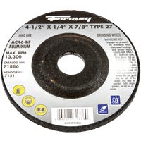 Forney Type 27 Cut-Off Wheel, 71886