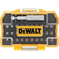 DeWalt 31-Piece Insert Impact Screwdriver Bit Set, DWAX100IR