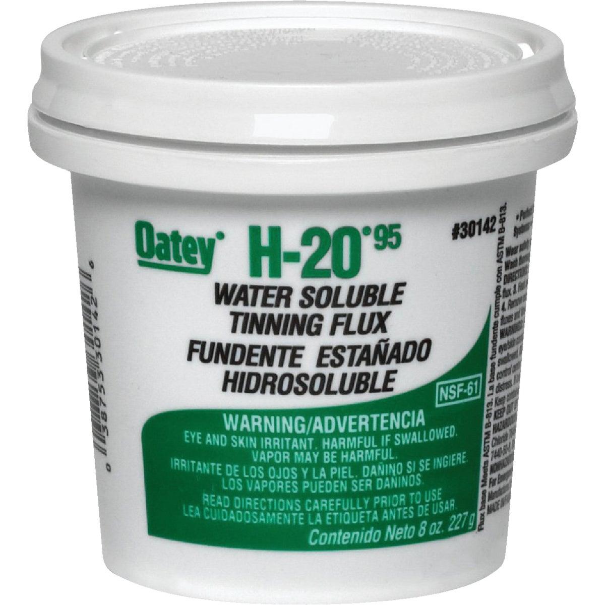 Do-It/Oatey 8OZ WATER SOLUBLE FLUX 30142