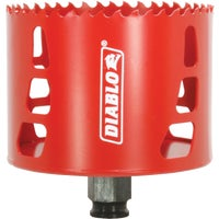 Diablo Bi-Metal Hole Saw, DHS3500