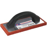 Marshalltown Trowel 9X4 FINE RUBBER FLOAT 14404