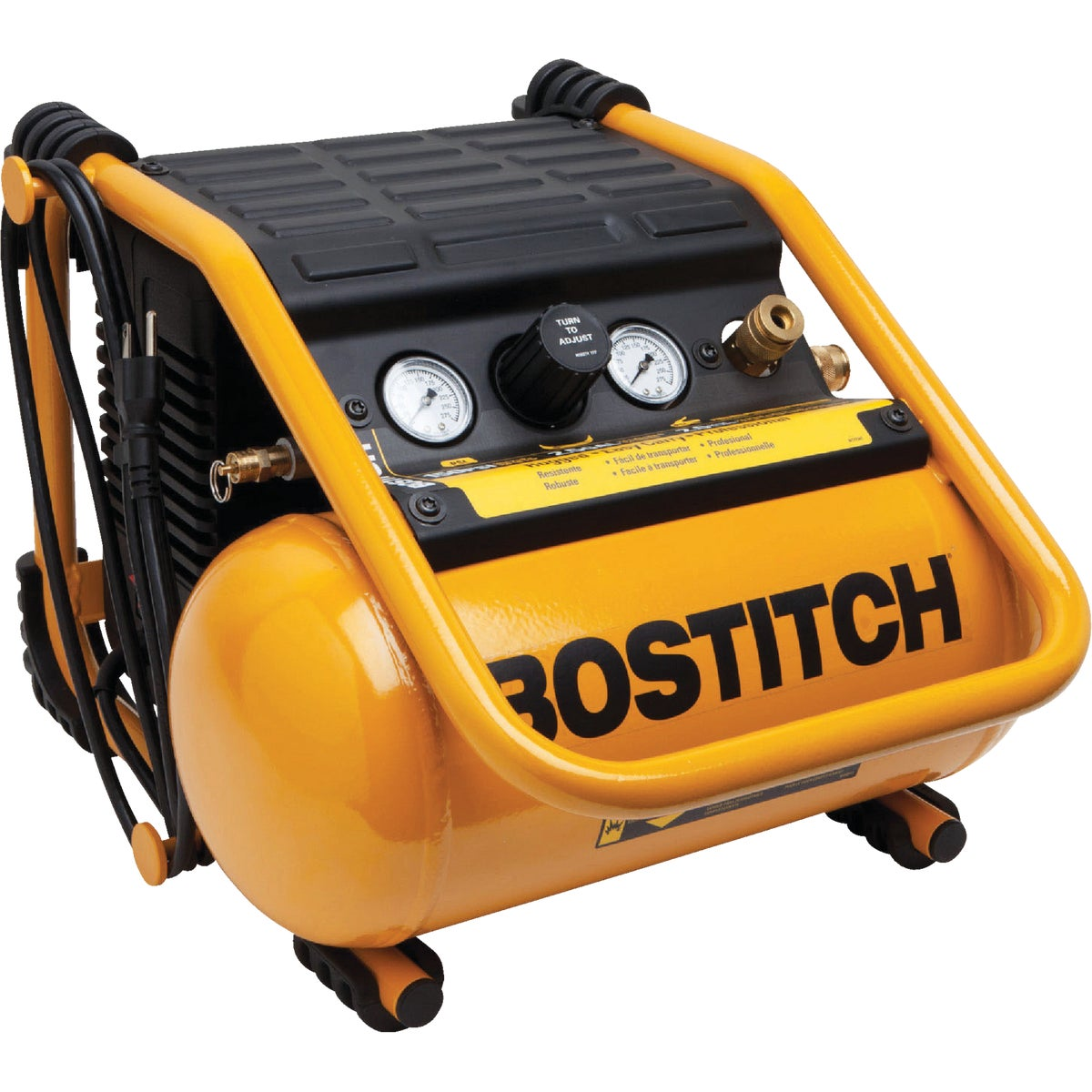 Bostitch 2.5 Gal. Suitcase Style Air Compressor