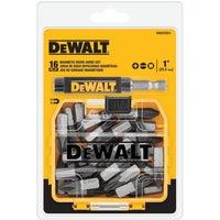 DeWalt 16-Piece Magnetic Drive Guide Screwdriver Bit Set, DW2053