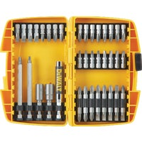 Black & Decker/DWLT 37PC SCREWDRIVR BIT SET DW2163