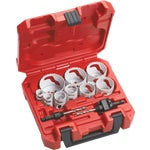 Milwaukee Hole Dozer 13-Piece General Purpose Hole Saw Set