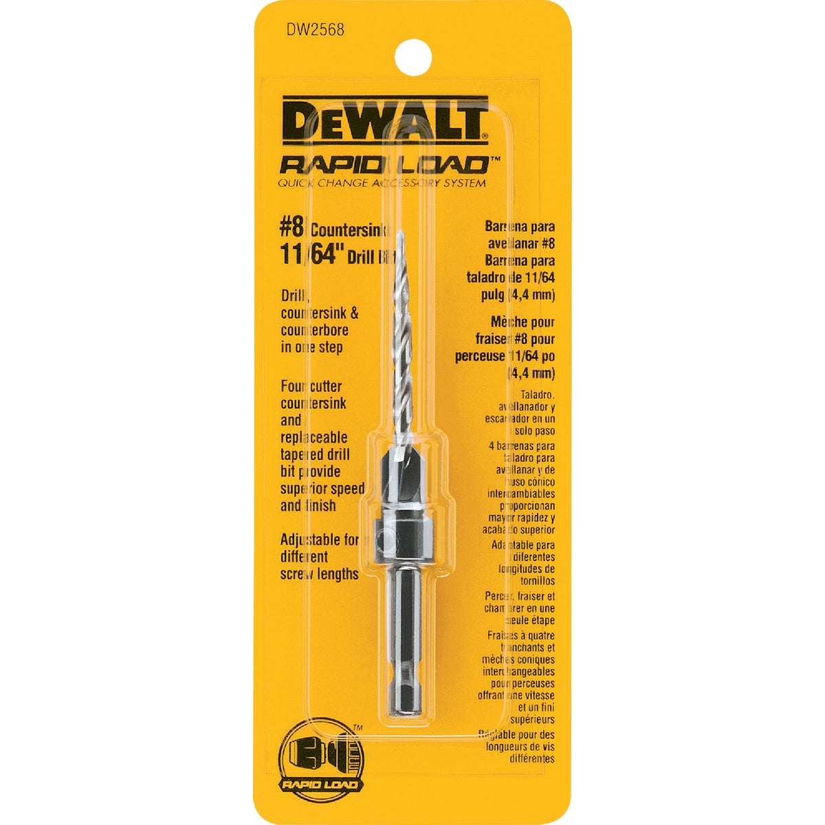 #8 COUNTERSINK - DW2568 by DeWalt