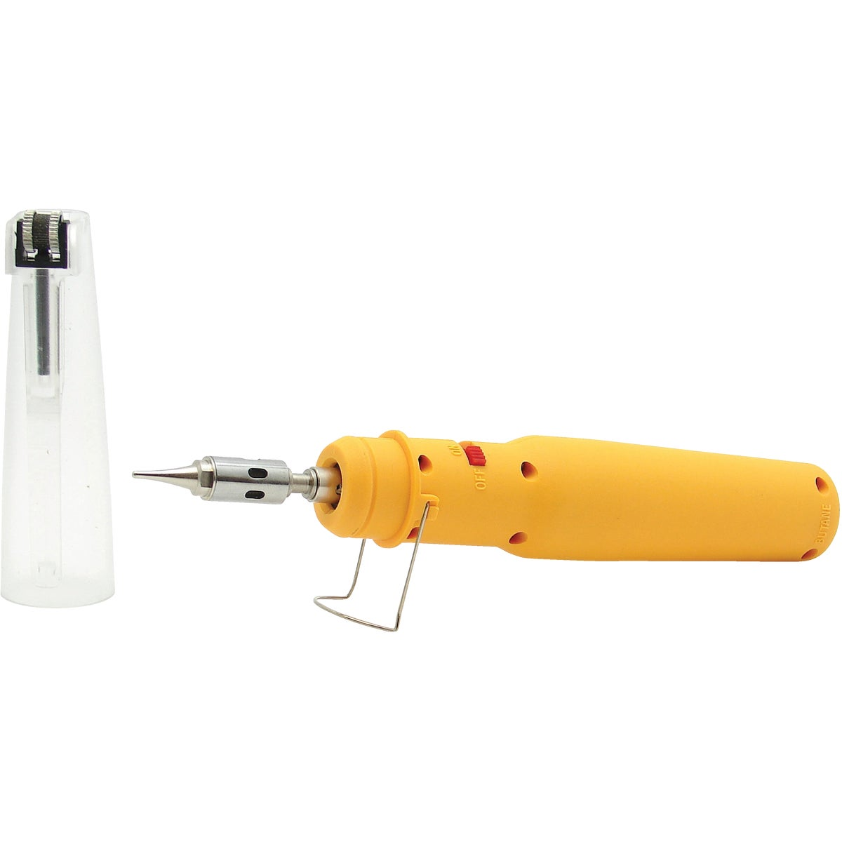BUTANE SOLDERING IRON - LSP-60-1 by Wall Lenk Corp