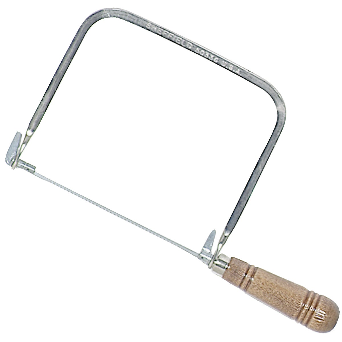 WOOD COPING SAW