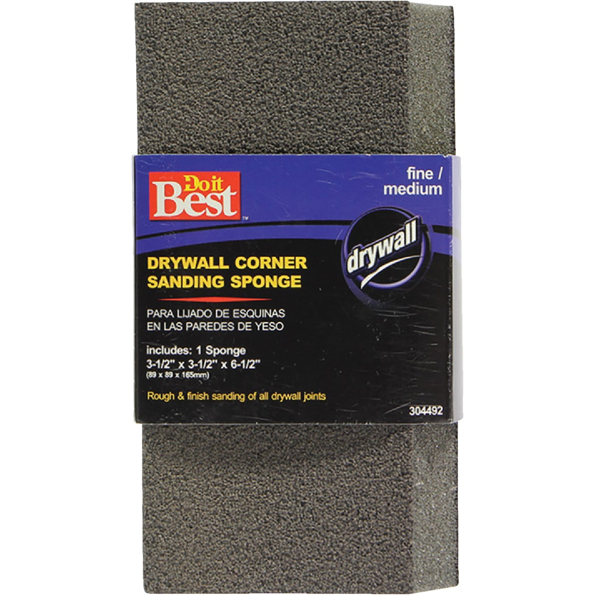 SANDING SPONGE - 304492 by Ali Industries Inc