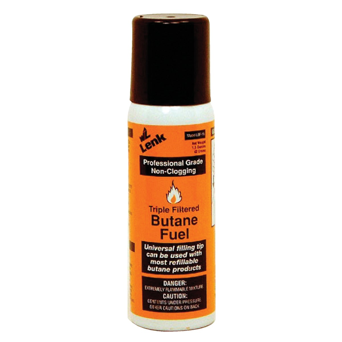 1.5OZ BUTANE FUEL - LBF-15 by Wall Lenk Corp