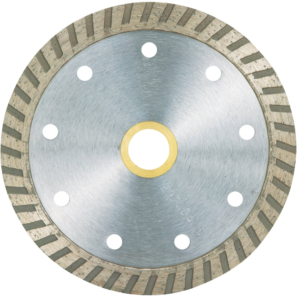 "4-1/2"" DIAMOND BLADE - 167021 by M K Diamond Products"