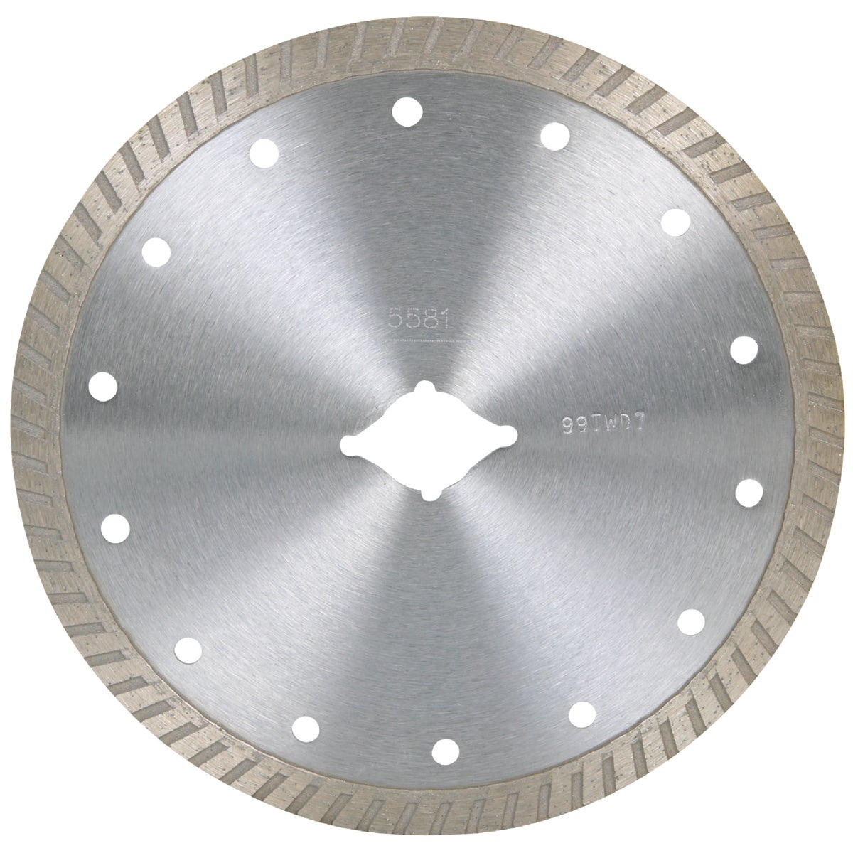 "7"" DIAMOND BLADE - 167022 by M K Diamond Products"