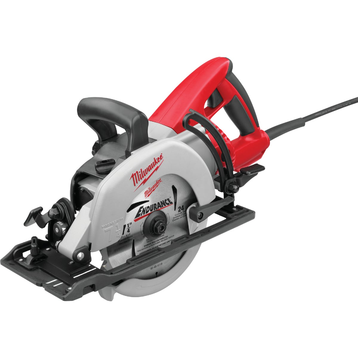 "7-1/4"" WORM DRIVE SAW - 6477-20 by Milwaukee Elec Tool"