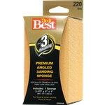 Seamless-Edge Angled Sanding Sponge