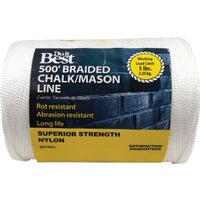 Do it Best Imports 500'NYL CHALK/MASON LINE 307091
