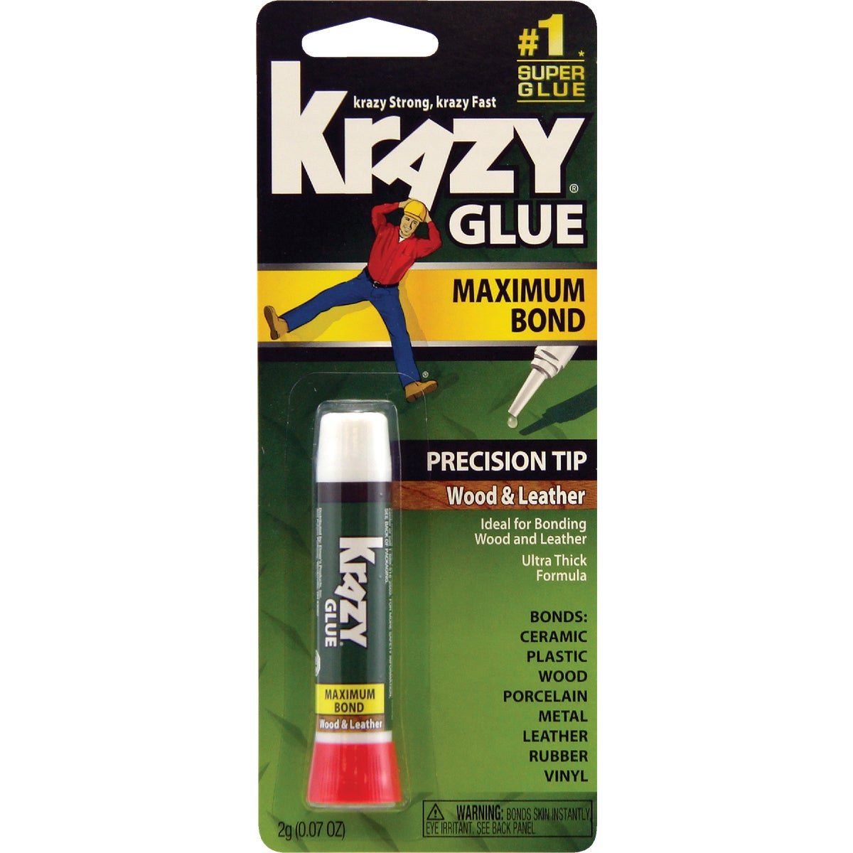 2GM KRAZY GLUE - KG82148R by Elmers Products Inc