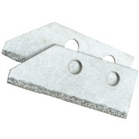 2Pk Grout Saw Blade