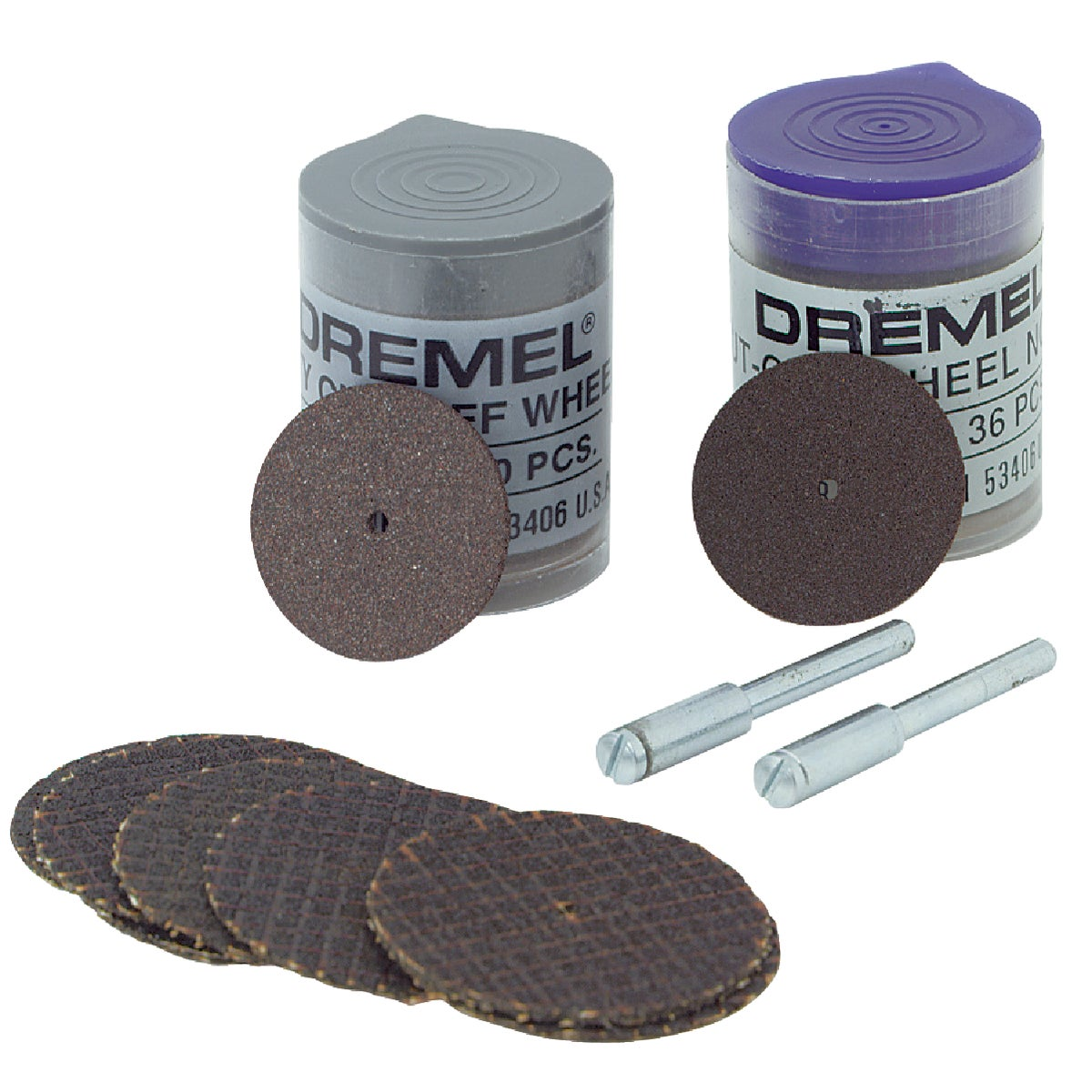 69PC ASTD CUTOFF WHEEL - 688-01 by Dremel Mfg Co