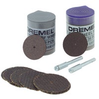 Dremel 69PC ASTD CUTOFF WHEEL 688-01