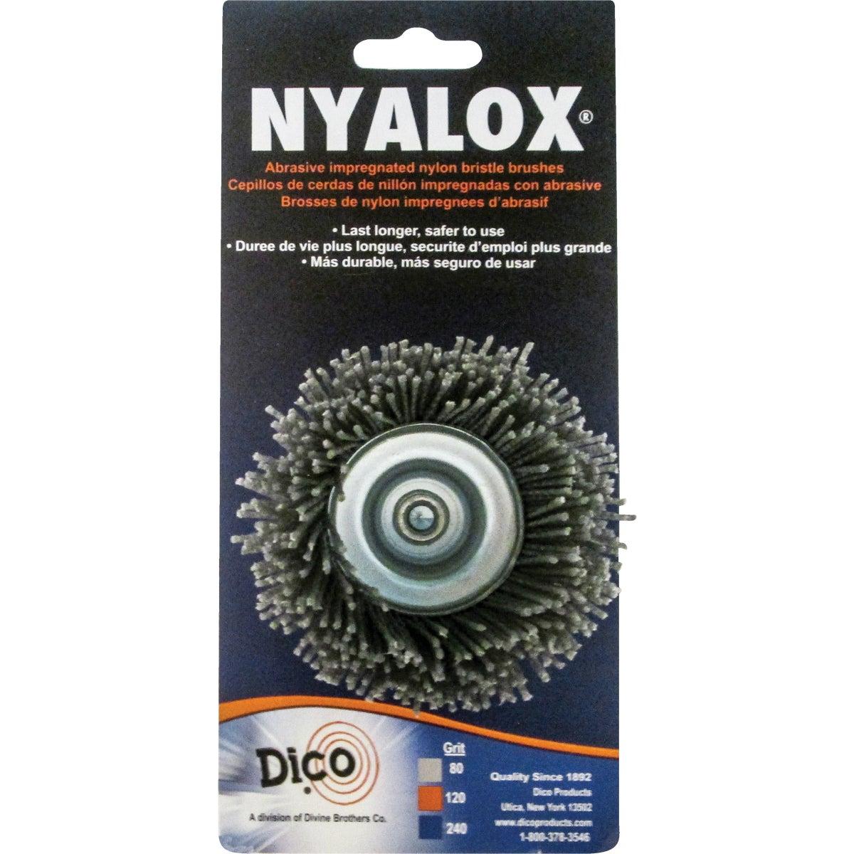 "2-1/2"" Nyalox Cup Brush"