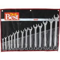 Do it Best 14-Piece Combination Wrench Set, 308773