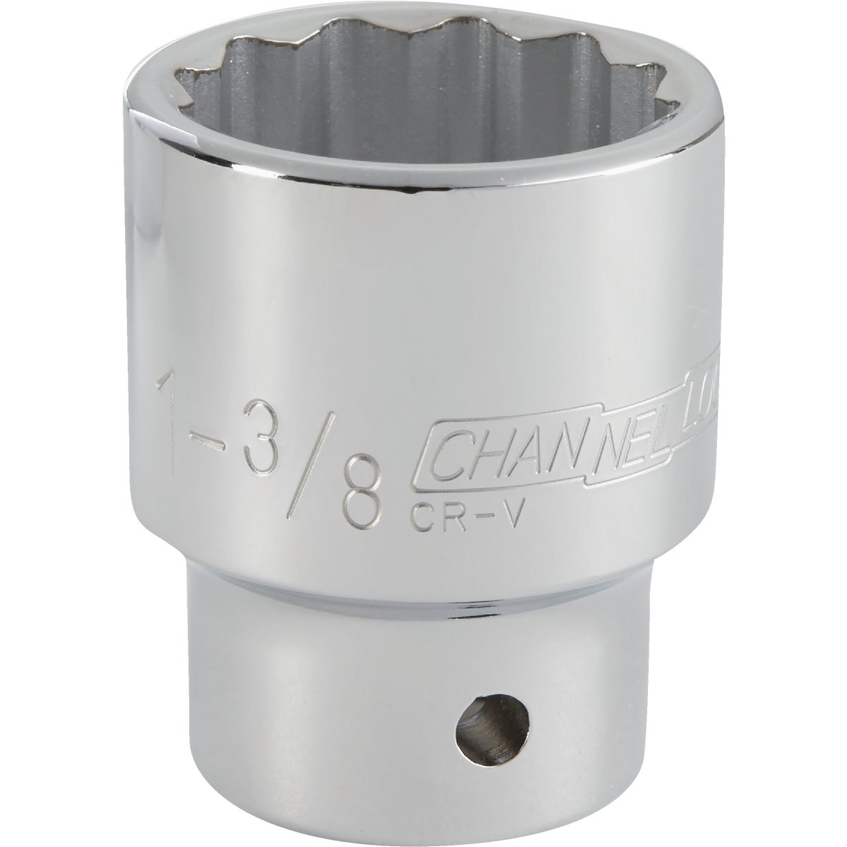 "1-3/8"" 3/4 DRIVE SOCKET - 309028 by Danaher Tool Ltd"