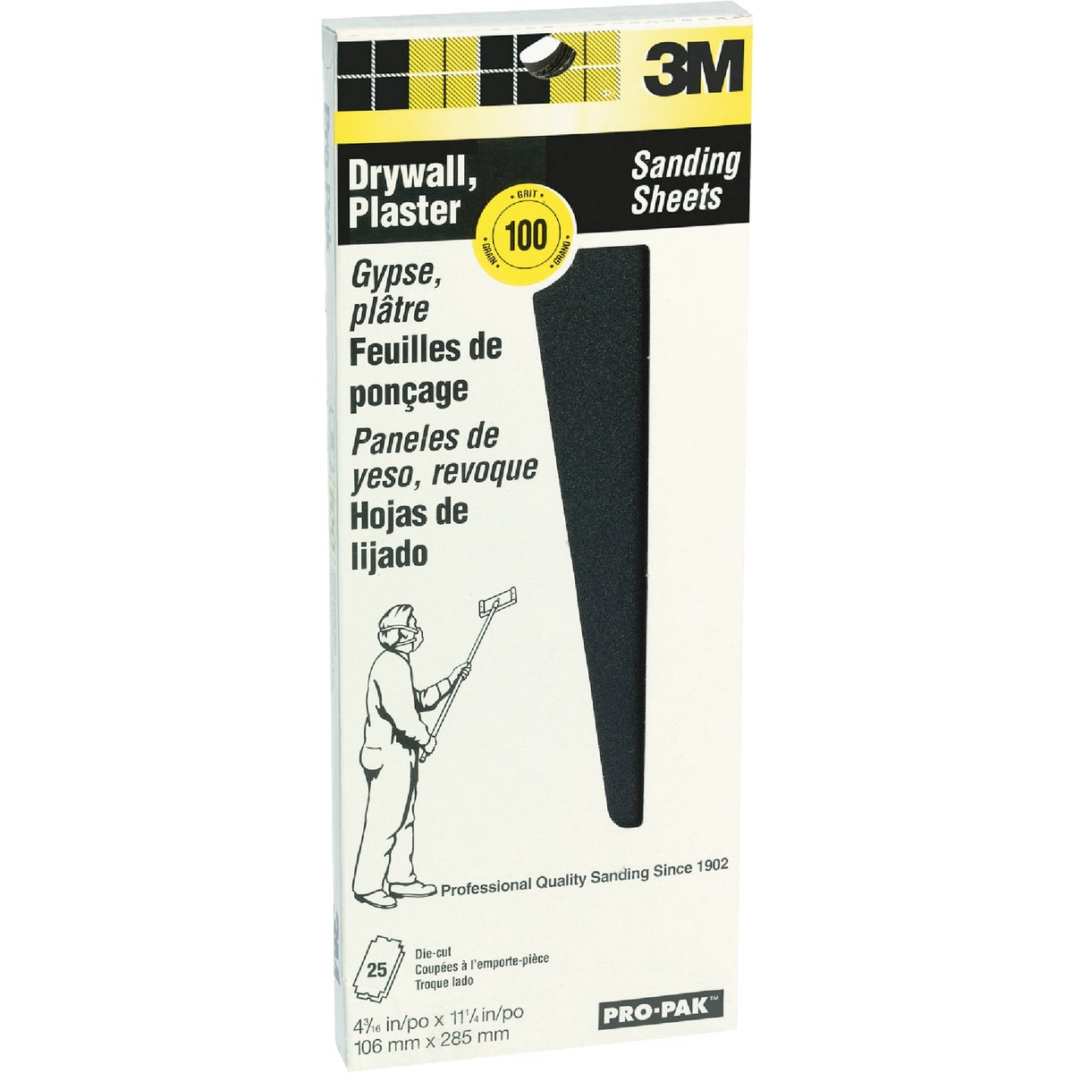 100G POLE SANDER PAPER - 99432NA by 3m Co