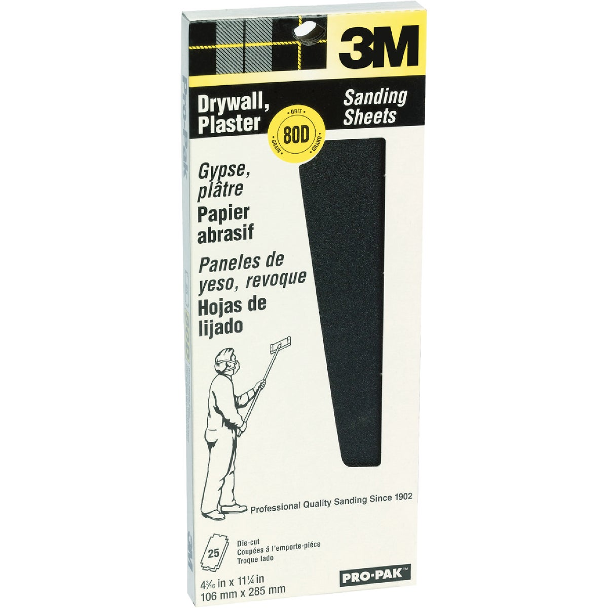 80G POLE SANDER PAPER - 99433NA by 3m Co