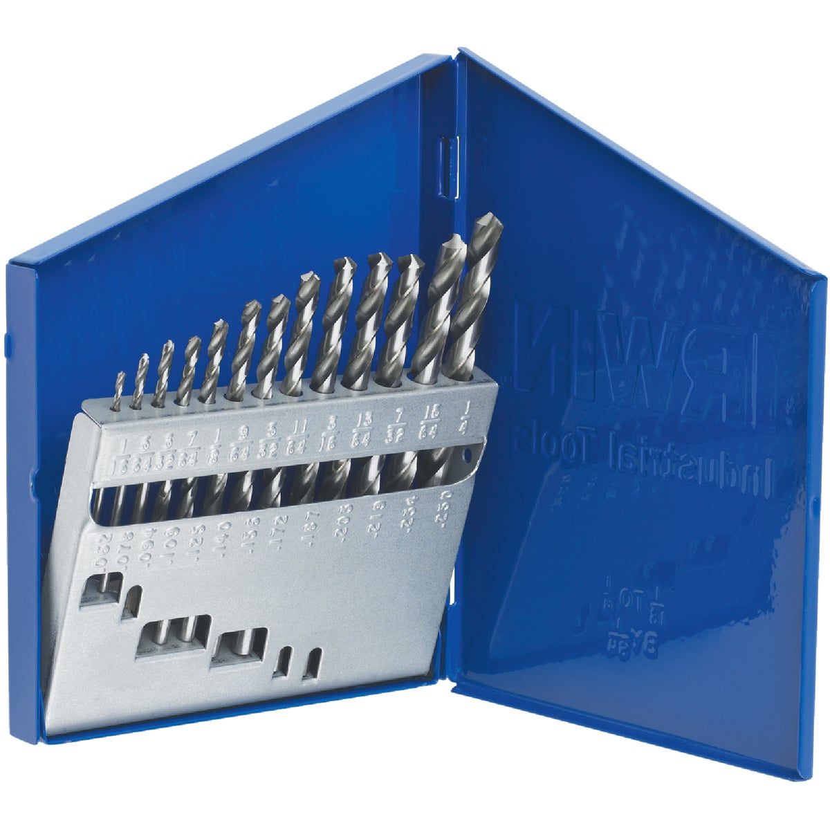 13PC DRILL BIT SET - 60136 by Irwin Industr Tool