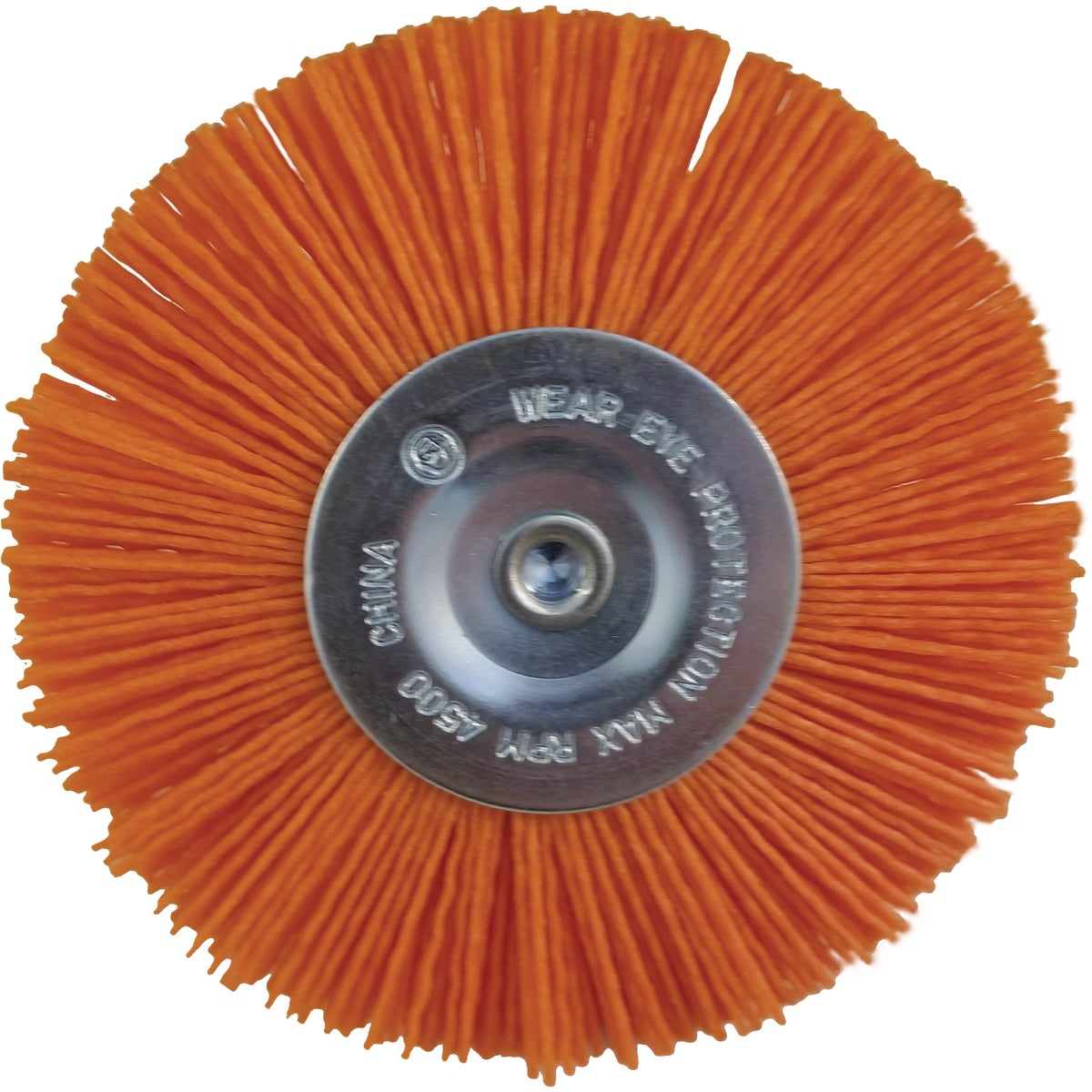 "4"" COARSE WHEEL BRUSH - 541778-4 by Dico Products Corp"