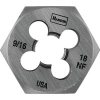 Vermont American 9/16X18 NF HEX DIE 6849