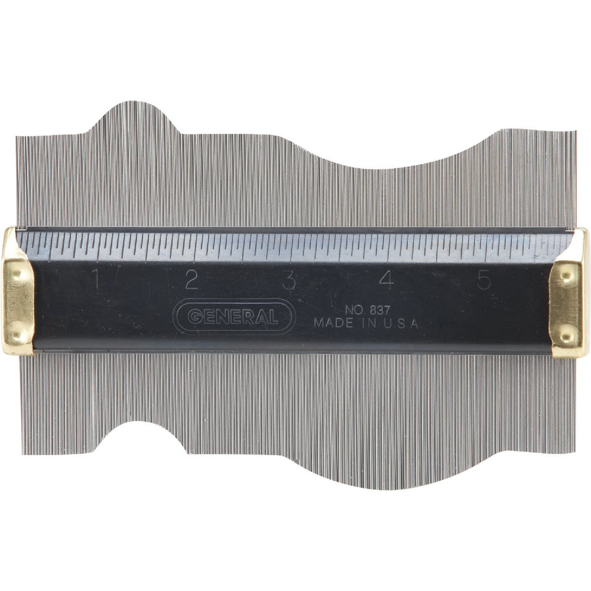 CONTOUR GAUGE - 837 by Gen Tools Mfg