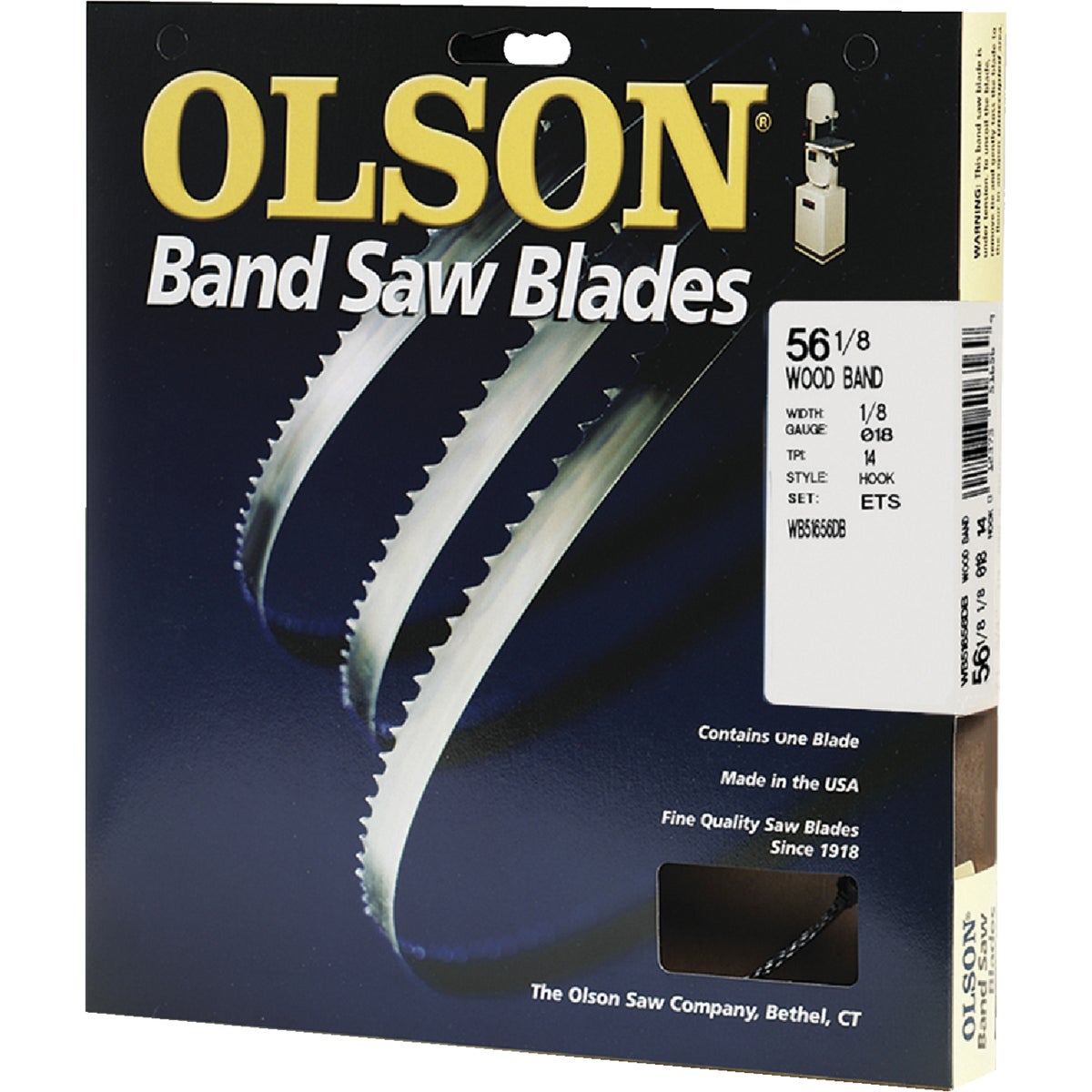 Olson Saw 56-1/8